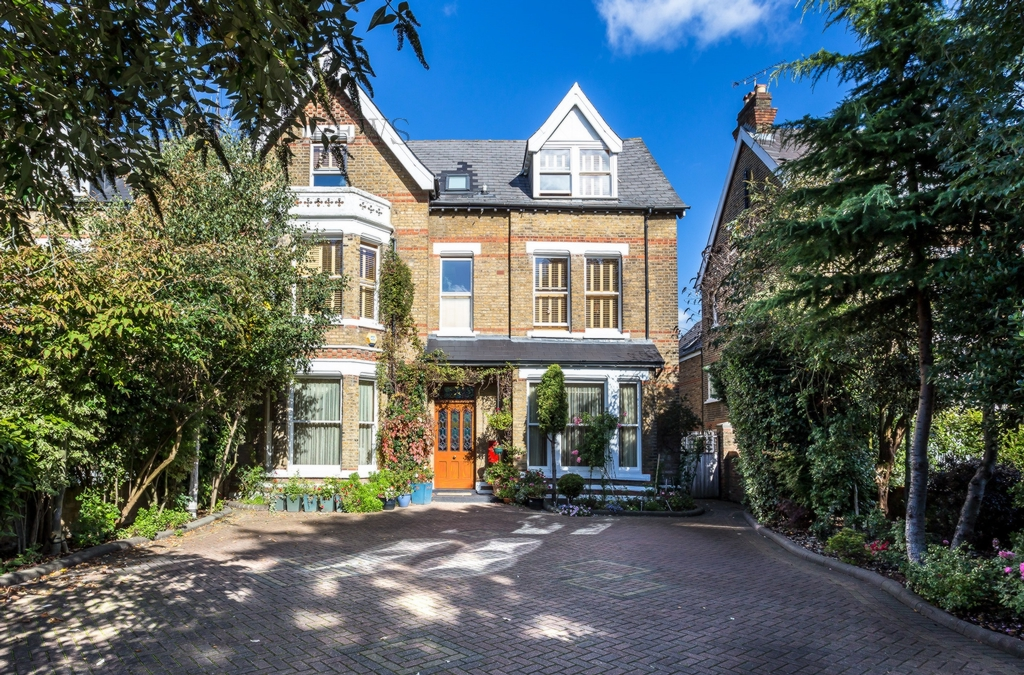 A double fronted Victorian residence in Ealing secured for a full interior design service for Allure House Interiors